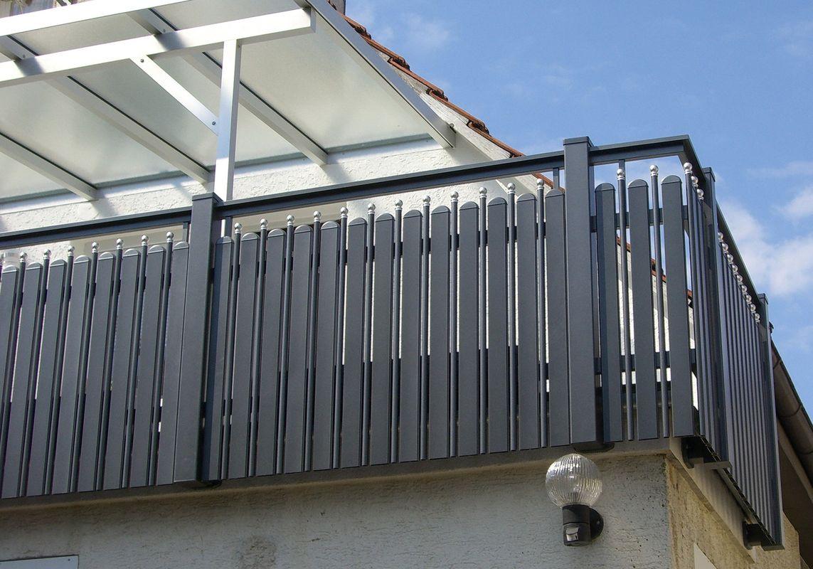 Balkone Und Gelander Eurotor Wir Bewegen Tore